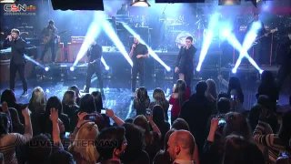 Warzone (Live On Letterman) - The Wanted