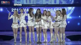 Mama 2011 (Girls' Generation Cut) - Girls' Generation