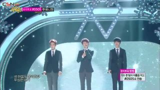 Miracles In December (Music Core - Comeback Stage - 131207) - EXO