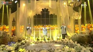 Miracles In December (Inkigayo - Comeback Stage - 131208) - EXO