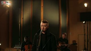 Nirvana (Abbey Road: BRITs Critics' Choice 2014) - Sam Smith