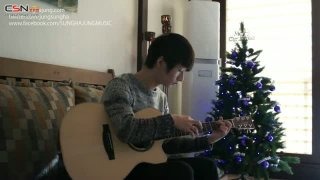 Merry Christmas Mr. Lawrence - Sungha Jung