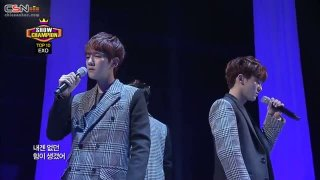 Miracles In December (Show Champion 131218) - EXO