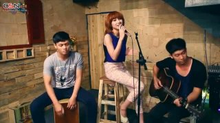 Call Me Maybe; Payphone (Mash-up Live) - Thái Tuyết Trâm