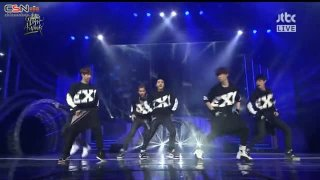 Dubstep Intro; Growl (28th Golden Disk Awards) - EXO