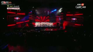 Wolf; Growl (3rd Gaon Chart K-Pop Awards) - EXO