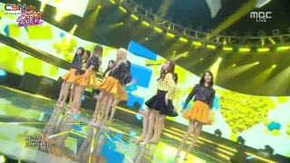 Wait A Minute (400th Show Music Core 20140308) - Girls' Generation