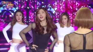Something (Celebration 400th Show Music Core 140308) - Girl's Day; NU'EST; BTOB; VIXX; A-JAX