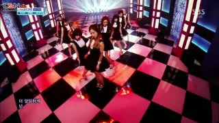 Mr.Mr. (Inkigayo 140309) - Girl's Generation