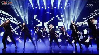 Mr.Mr. (Inkigayo 140323) - Girls' Generation