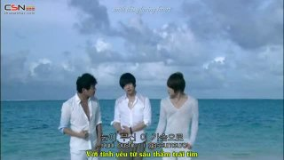 Picture Of You (Vietsub + Kara) - DBSK