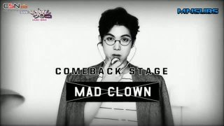 Without You (Music Bank 140404) (Vietsub) - Mad Clown; Hyorin