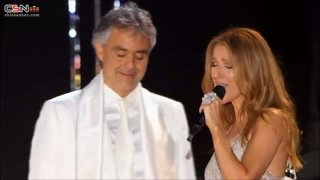 The Prayer (Live NYC Central Park 2011) - Celine Dion; Andrea Bocelli