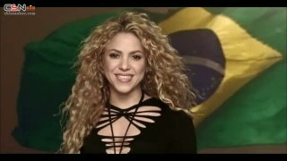 La La La (Brazil 2014) - Shakira; Carlinhos Brown
