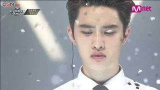 Moonlight; Overdose (M Countdown 140506) - EXO