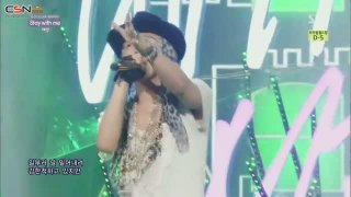 Stay With Me; Eyes, Nose, Lips (0608 SBS Inkigayo Comeback) - Taeyang; G-Dragon