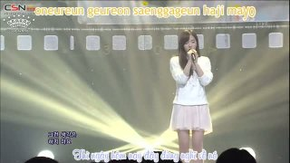 Closer (Live) - Taeyeon