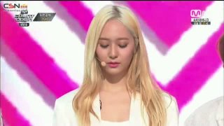 Milk; Red Light (M Countdown - Comeback Stage - 140703) - F(x)