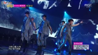 Back (140719 Music Core Comeback Stage) - Infinite