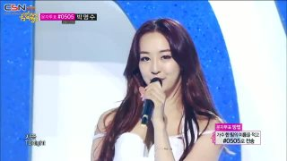 Touch My Body (Music Core 140726) - Sistar