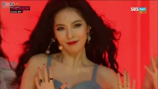 A Talk Black List Red (빨개요) - HyunA; LE(빨개요)