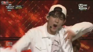 Danger (M! Countdown 20140821) - BTS