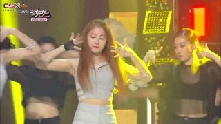 So Good; Mamma Mia (Music Bank Comeback Stage 140822) - Kara