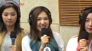 Happiness (Lee Sora's Gayo Plaza 140822) - Red Velvet