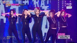 I Don't Want You; Sugar Free (Music Core Comeback Stage 140913) - T-Ara