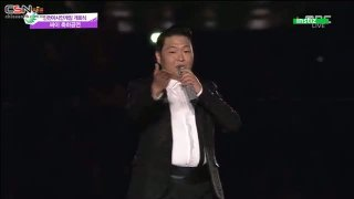 Gangnam Style (ASIAD 17 In Incheon Opening Ceremony - 140919) - PSY