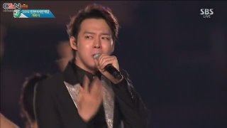 Only One; Empty (ASIAD 17 In Incheon Opening Ceremony - 140919) - JYJ