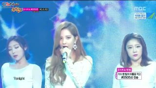 Whisper; Holler (Music Core - Comeback Stage - 140920) - TaeTiSeo