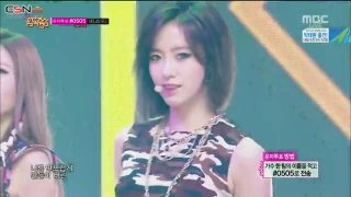 Sugar Free (Music Core 140920) - T-Ara