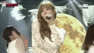 Whisper; Holler (The Show Comeback Stage - 140923) - TaeTiSeo