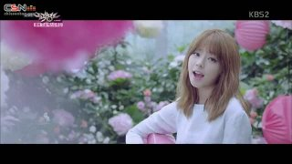 I Think I'm In Love (Music Bank Osong Expo Special 141003) - Juniel