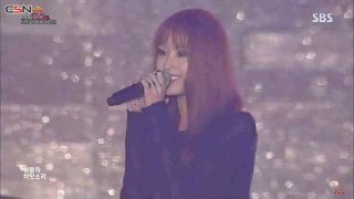 Moonlight Silla (Rock Version) (Hallyu Dream Festivel Concert 141012) - Soyeon; Jiyoon; Youngji; Jieun; Dickpunks