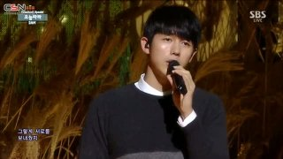 Days Like Today; Over The Destiny (Inkigayo Comeback Stage 141102) - 2AM