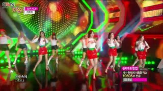 Little Apple (Show Music core 20141129) - T-Ara; Chopstick Brothers