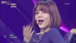 Like A Cat (Music Bank 141128) - AOA