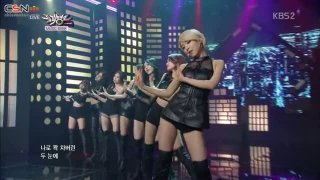 Time; Like A Cat (Music Bank Comeback Stage 141114) - AOA