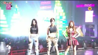 Sugar Free (Korean Music Wave In Beijing 141207) - T-Ara