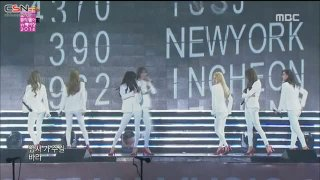 Mr.Mr.; Gee (Korean Music Wave In Beijing 141207) - Girls' Generation