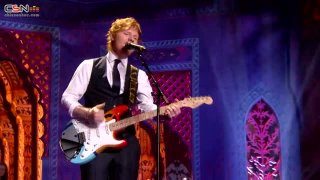 Thinking Out Loud (The Victoria's Secret Fashion Show) - Ed Sheeran