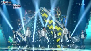 My Heart Is Beating (Music Bank 141212) - Infinite F