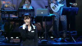 I Give To You And You; After Play (The Show 141217) - IU