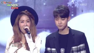 Some; Erase (Music Bank Year-End Special 141219) - Soyou; Junggigo; Hyorin; Jooyoung