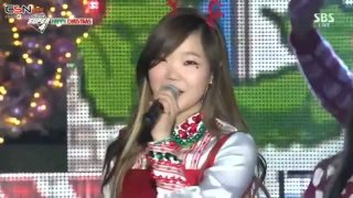Wonder Winter Land (Gayo Daejun 141221) - AKMU; 200%