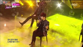 Missing (Remix) (Music Core Year-End Special 141227) - Teen Top