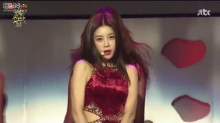 Something (29th Golden Disk Awards 150124) - Girl's Day