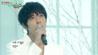 Checkmate; One Fine Day (Music Bank Debut Stage 150123) - Jung Yong Hwa; JJ Lin